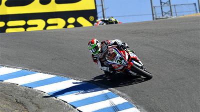 Batalla en Laguna Seca, SBK vs. CRT vs. MotoGP