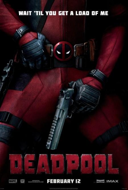 Provocador póster de Deadpool