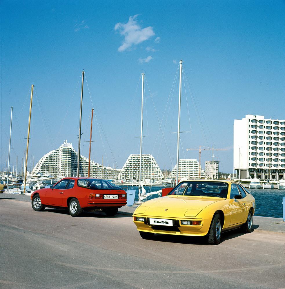 Foto de Historia de Porsche de 1940 a 1980 (16/29)