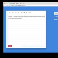 Dictation, la magia del reconocimiento de voz para escribir documentos desde Chrome en casi cualquier idioma