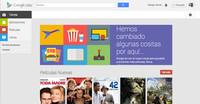 Google lanza un rediseño para la versión web del Google Play