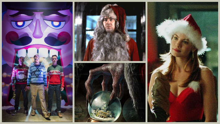 Las 21 mejores películas para los que odian la Navidad