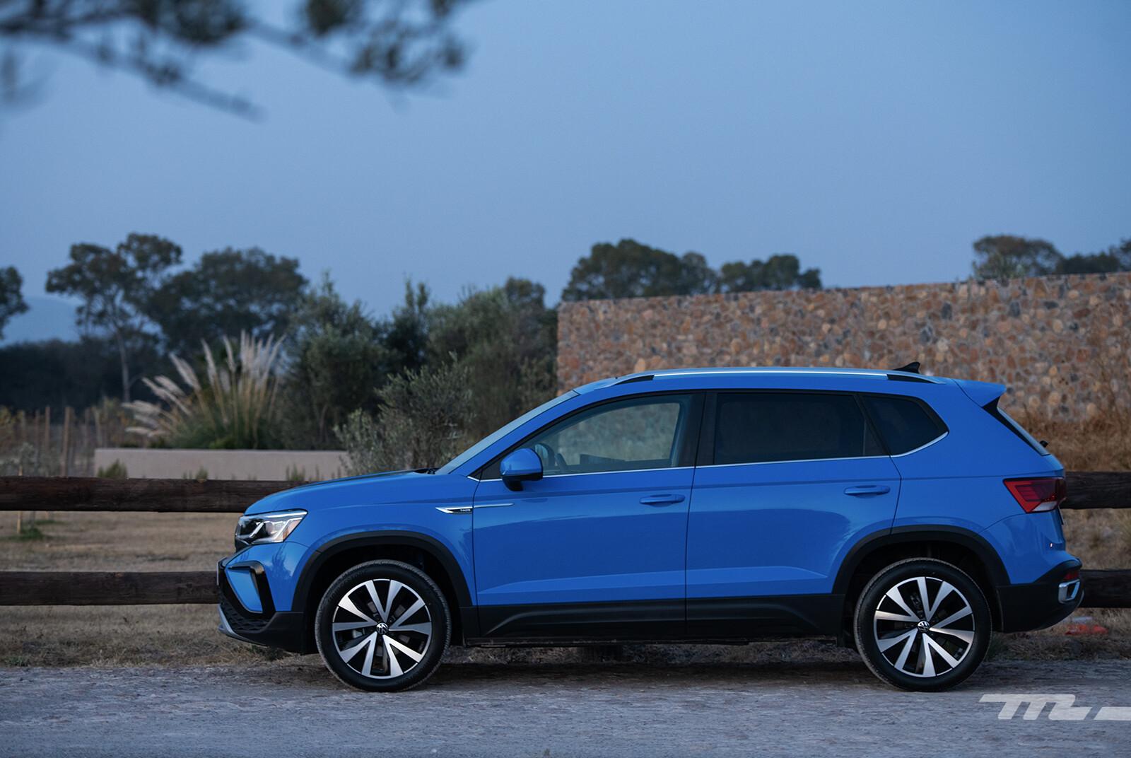 Foto de Volkswagen Taos (lanzamiento en México) (6/30)