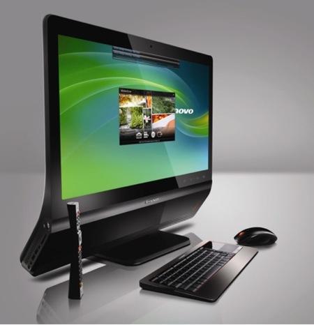 Lenovo IdeaCenter A600, ordenador todo en uno