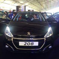 Peugeot 208 by Swarovsky, brillos y más brillos para el 208 en México
