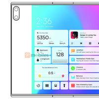 Un nuevo teléfono plegable de Xiaomi similar al Huawei Mate X se filtra en imágenes