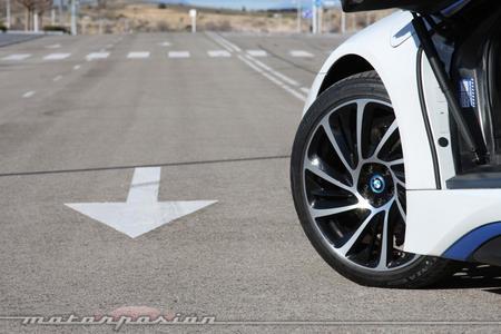 BMW i8 Prueba 5