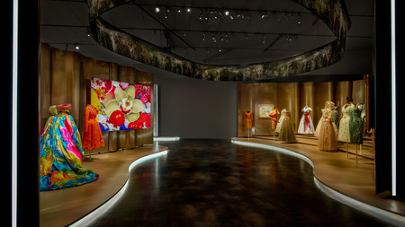 Dior Denver Exhibition Scenography C James Florio 14