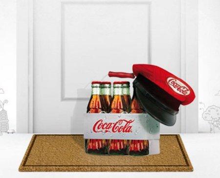 Coca-Cola a domicilio: directa de la fábrica a tu casa