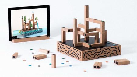 Koski quiere revolucionar los juegos de mesa mezclando la realidad aumentada con juegos de construcción