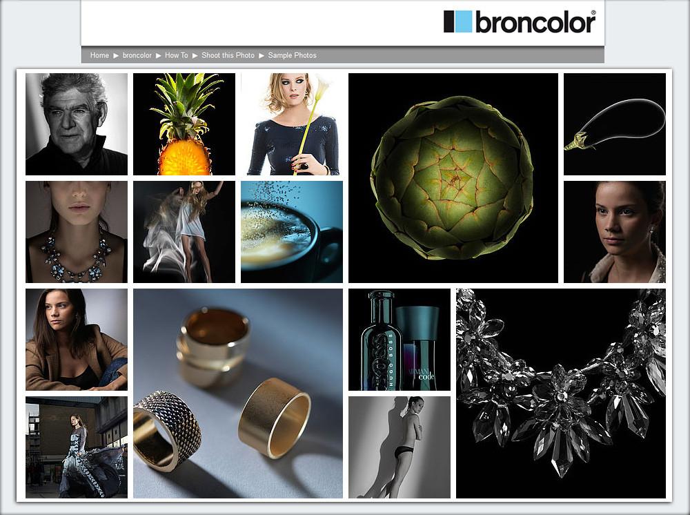 Esta guía de iluminación para cien configuraciones distintas está disponible gratis gracias a Broncolor