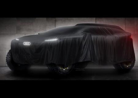 Audi participará al Rally Dakar en 2022 con un modelo de propulsión eléctrica