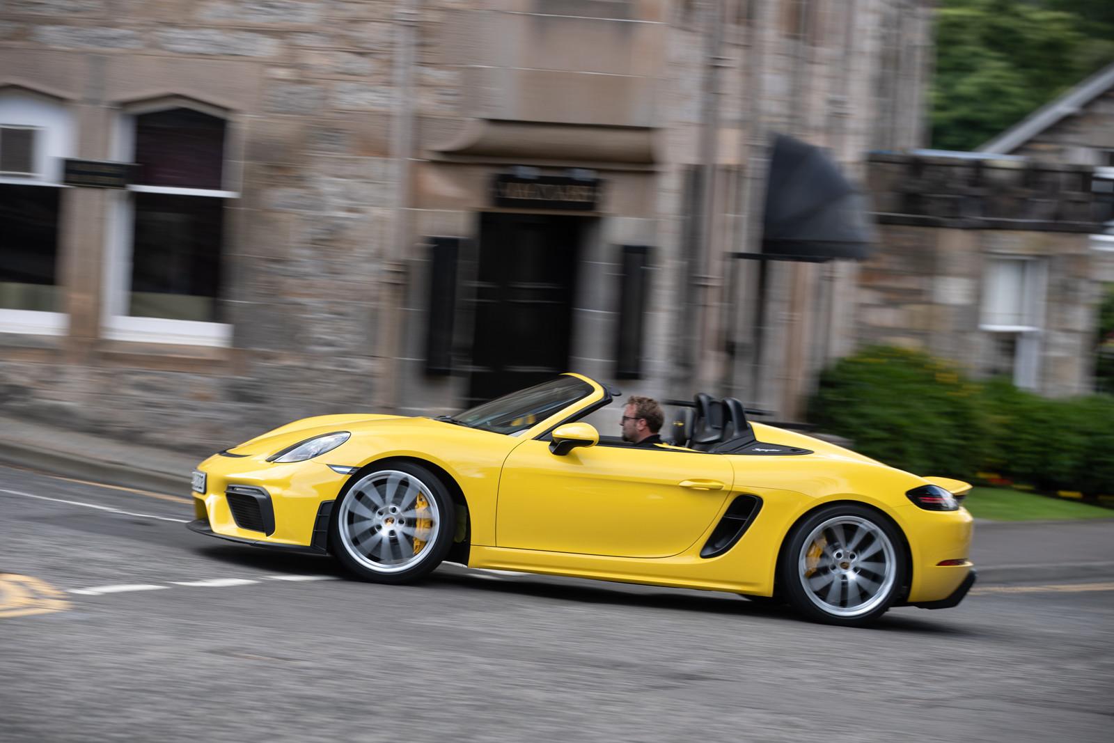 Foto de Porsche 718 Spyder (prueba contacto) (293/296)