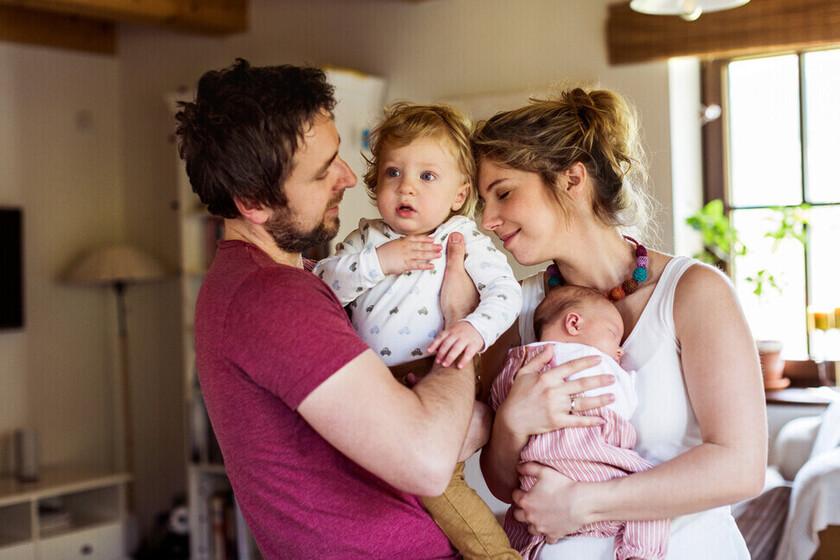 La crianza de los hijos sin familia en la que apoyarse