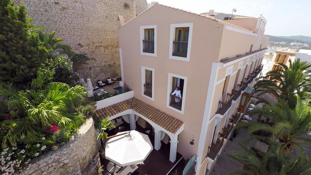 Foto de Hotel Mirador de Dalt Vila (10/12)
