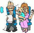 Viajar con niños (I): En avión