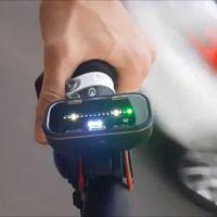 Sensor de proximidad para bicicletas para circular más seguro