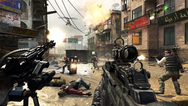 Black Ops II