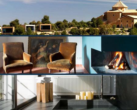 Hotel Consolación, un hotel singular en el Matarraña turolense