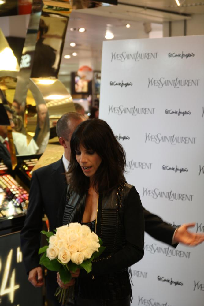 Foto de Maribel Verdú es la madrina del nuevo maquillaje de Yves Saint Laurent (1/13)