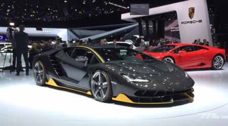 Así es el Lamborghini Centenario, el superdeportivo de los 1,75 millones de euros (más impuestos)