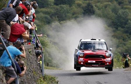 Rally de Alemania 2011: Dani Sordo se pone tercero en el Panzerplatte