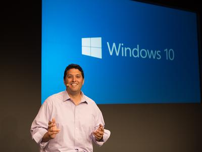 Microsoft continuará invirtiendo en smartphones y en ARM, según Terry Myerson