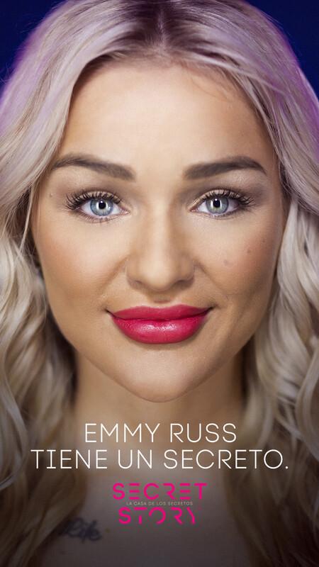 Emy Russ, la concursante más polémica de