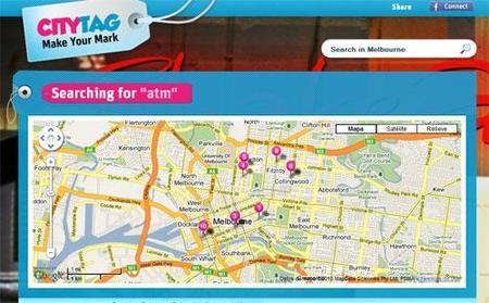 Citytag: ayuda geolocalizada