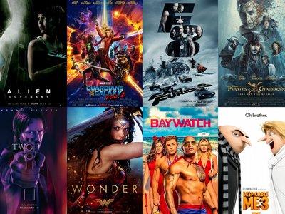 El cine de 2017 | Los 19 estrenos más esperados entre abril y junio