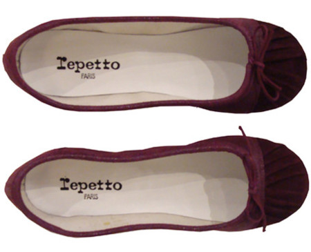 Bailarinas de Repetto