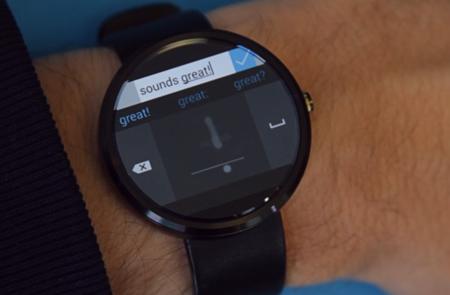 Microsoft se atreve con un teclado para Android Wear