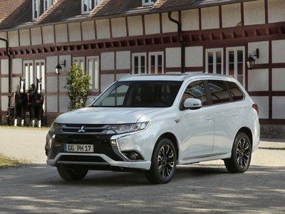 Cuatro cosas que cambian en el Mitsubishi Outlander PHEV de cara a 2017