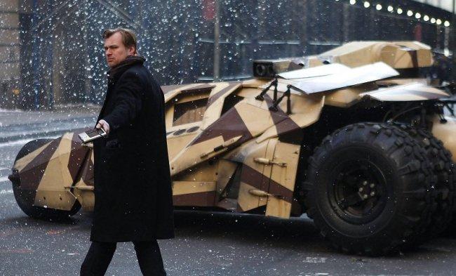 Christopher Nolan dirige 'El Caballero Oscuro: La Leyenda Renace'