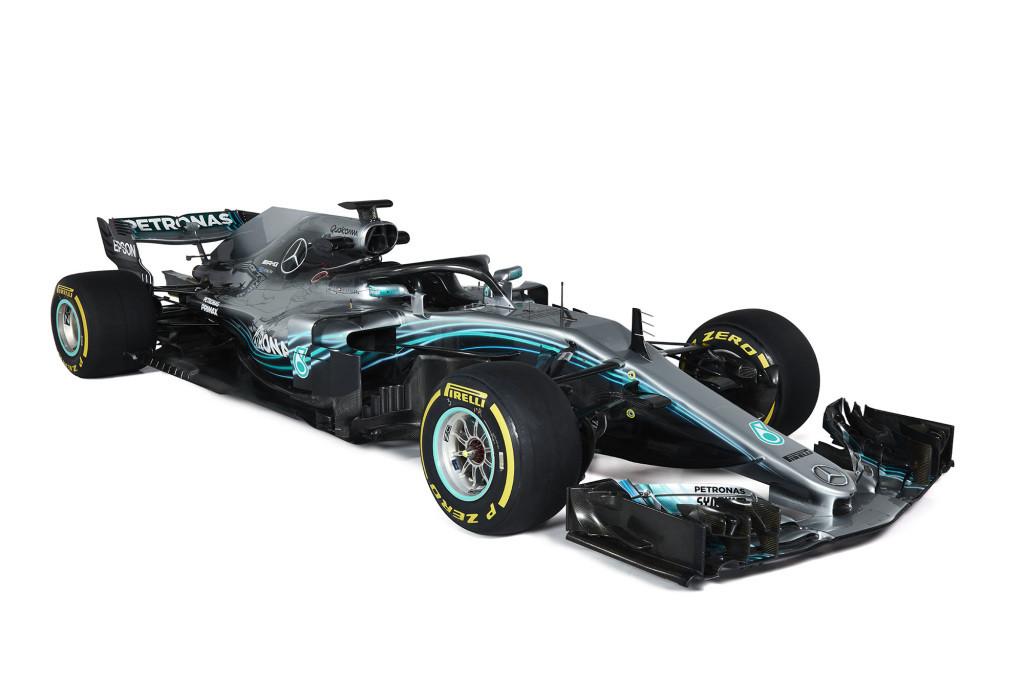 Foto de Mercedes F1 W09 (1/6)