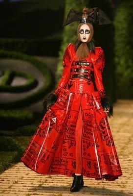 Alta Costura Dior otoño-invierno 2006/07