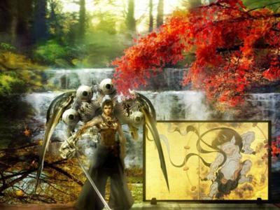 ¿Os gustaría una secuela de Final Fantasy Type-0 con este look?