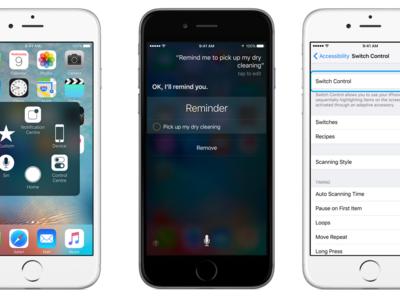 Las Apple Store venderán productos de accesibilidad a partir del año que viene