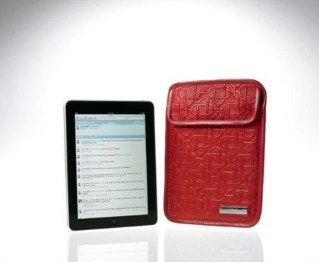 Funda para el iPad de Oscar de la Renta