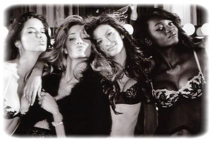 Victoria's Secret: el backstage paradisíaco