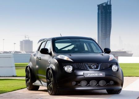 Nissan Juke R Concept 2011 1280 01