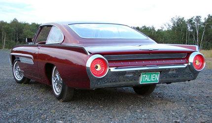1963 Ford Thunderbird Italien