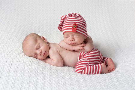 Lotería de gemelos: una mujer da a luz a dos parejas de gemelos en el mismo año