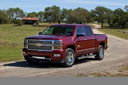 Chevrolet Cheyenne High Country 2014