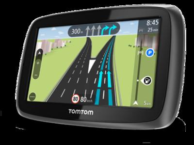 Oferta Flash: TomTom Start 42, con actualización de mapas gratuita y funda de transporte, por 99,99 euros
