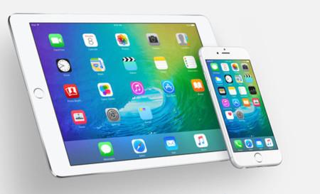iOS 9 no puede actualizarse, es necesario más espacio libre