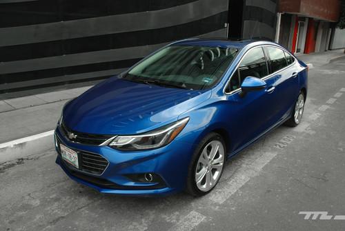 Probamos el Chevrolet Cruze, esta generación quiere de vuelta su corona