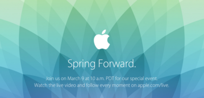 Esta vez han sido rápidos: Apple confirma un streaming en vivo de su evento