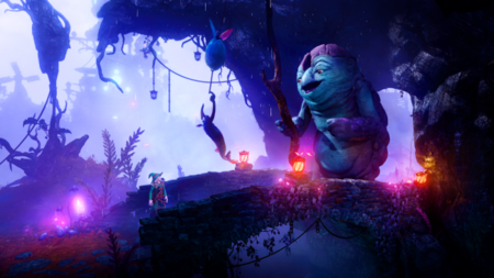 Trine 3: The Artifacts of Power nos embarcará en una aventura de cuento de hadas