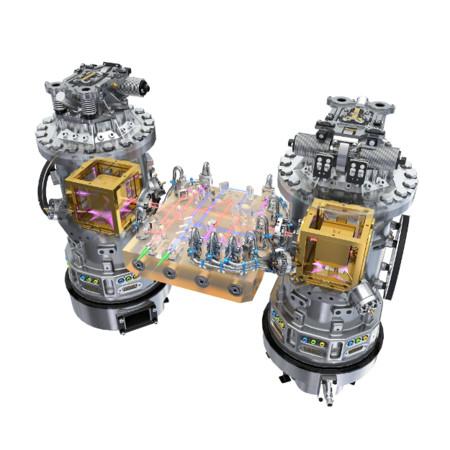 Esa Lisa Pathfinder Ltp Core Assembly Trans 625x625